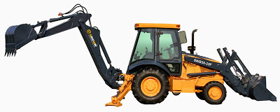 Use Of Backhoe In Construction Basic Civil Engineering