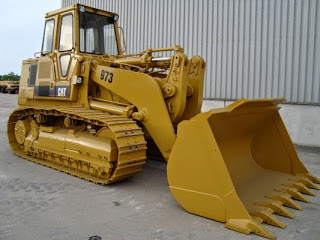 Use of Crawler loader in construction - Basic Civil Engineering